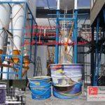 فروش انواع رنگ صنعتی ساختمان