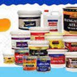 نمایندگی فروش محصولات رنگارنگ اطلس