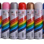 فروش ویژه انواع اسپری در رنگهای مختلف