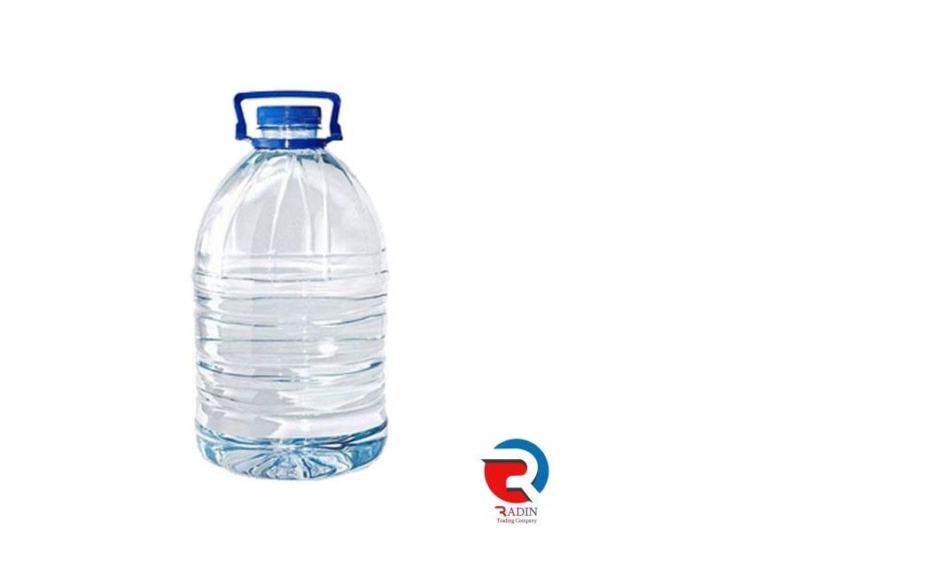 فروش آب مقطر خالص به صورت عمده در تهران