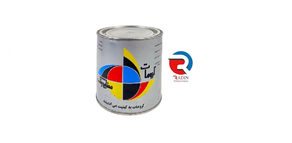 قیمت رنگ روغنی نقره ای کرومات در تهران
